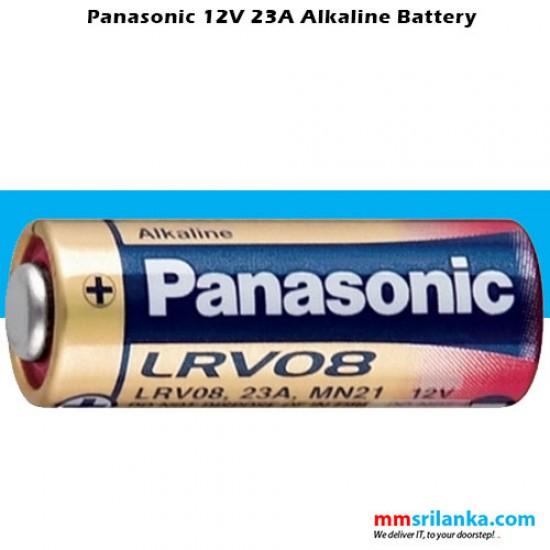 Panasonic 23A 12V Alkaline Battery