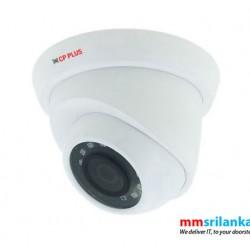 CP-Plus 2.4 MP Full HD IR Dome Camera - 20 Mtr. CCTV Camera