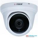 L-Vision 3236 Sony AHD Indoor Dome CCTV Camera