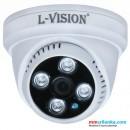L-Vision 8037 AHD Dome CCTV Camera