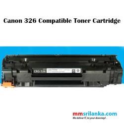 Canon 326 Compatible Toner Cartridge for LBP6200D/LBP6230DN