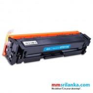 HP 204A CF511A Cyan Compatible Toner Cartridge for HP M154a/ M180n/ M181FW