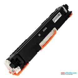 HP 130A Black Laser Compatible Toner Cartridge for MFP M176n/ M177FW