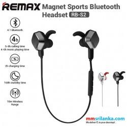 Remax Magnet Sports Bluetooth Headphones BT4.1 RB-S2