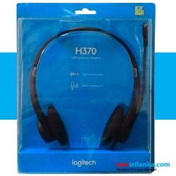 Logitech H370 USB Digital Audio Computer Headset
