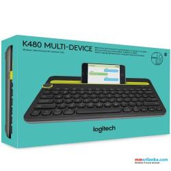 Logitech K480 Multi-Device Bluetooth Wireless Keyboard