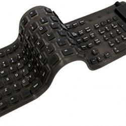 Flexible Full-Sized USB Keyboard