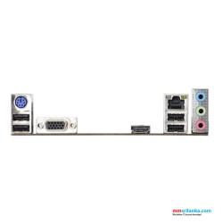Biostar H61MHV2 Desktop Computer Motherboard