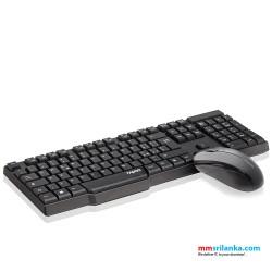 Rapoo 1830 Wireless Combo Optical Mouse and Keyboard