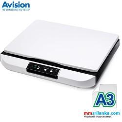 Avision FB5000 Flatbed A3 Scanner