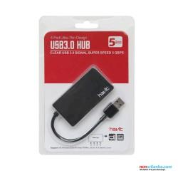 HAVIT HV-H103 USB 3.0 4-Port Hub with LED Indicator
