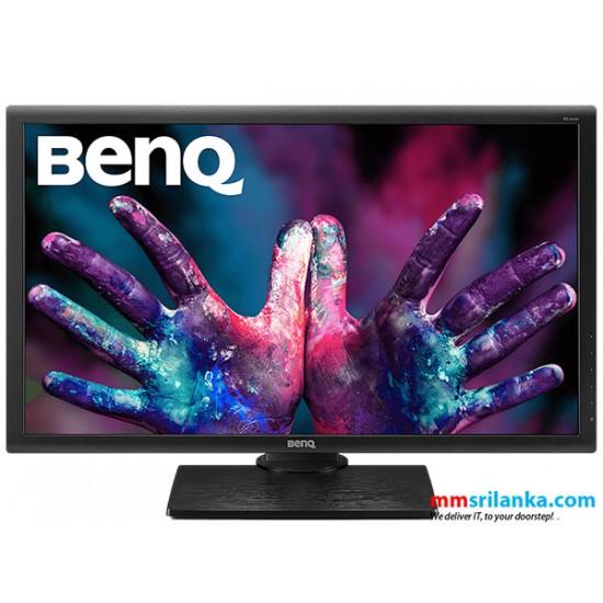 BenQ DesignVue Designer Professional 27 inch Monitor With, 2K QHD, 100% sRGB PD2700Q