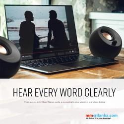 Creative Pebble V3 Minimalistic 2.0 USB-C Speakers with Bluetooth® 5.0