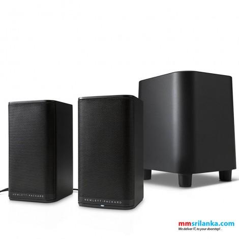 Hp 2 1 Black S7000 Speaker System
