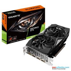 GIGABYTE GeForce GTX 1660 Ti OC 6G 192-bit GDDR6 DisplayPort 1.4 HDMI 2.0B with Windforce 2X Cooling System Graphic Cards