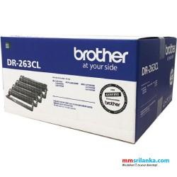 Brother DR-263CL Drum Unit for HL-L3230CDN / HL-L3270CDW / DCP-L3551CDW / MFC-L3750CDW / MFC-L3770CDW printer