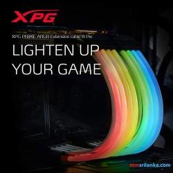 XPG Prime ARGB 8 PIN (6+2) VGA Extension Cable