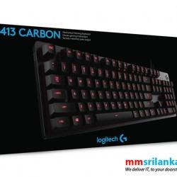 Logitech G413 Mechanical Backlit Gaming Keyboard