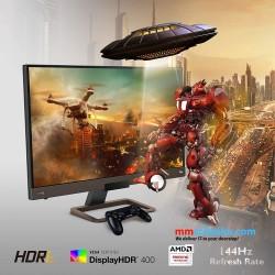BenQ EX2780Q 27 Inch 1440P 144Hz IPS Gaming Monitor | FreeSync Premium | HDRi | Speakers