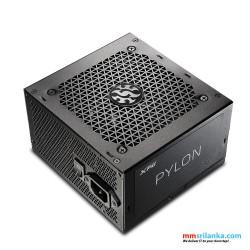 XPG Pylon 650W 80 Plus Bronze Certified 120mm Fluid Dynamic Bearing Fan Power Supply