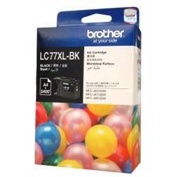 Brother LC 77XL Black Cartridge