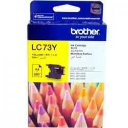 Brother LC-73 Yellow Cartridge