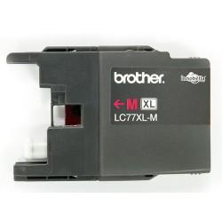 Brother LC 77XL Magenta Cartridge