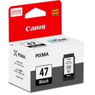 Canon Pixma PG47 Black Cartridge for E400/E410/E470/E480