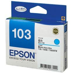 Epson 103 Cyan Cartridge for Epson T1100