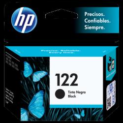 HP 122 Black Cartridge
