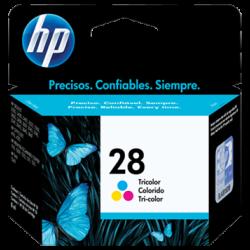HP 28 Colour Cartridge