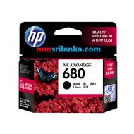 HP 680 Black Ink Advantage Cartridge for HP 1115/ 2135/ 3635/ 3835/ 4675