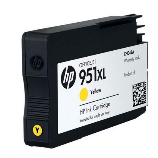 HP 951XL Yellow Cartridge