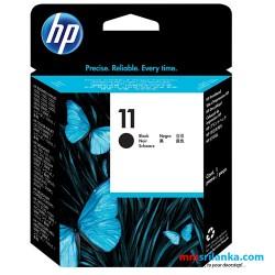 HP 11 Black Printhead C4810A