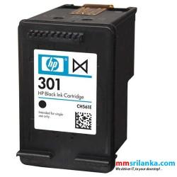 HP 301 Black Original Ink Cartridge for HP 1000/1010/1050/2000