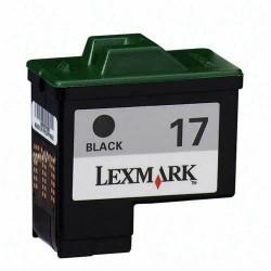 Lexmark 17 Black Cartridge