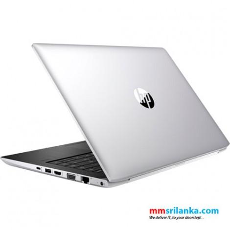 HP ProBook 440 G5 Core i3 Laptop, DOS, 8th Gen. 1TB, 4GB