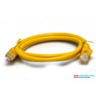 Premiumline CAT 5e U/UTP 1 Meter Patch Cord Network Cable