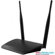 Edimax 5-in-1 N300 Wi-Fi Router, Access Point, Range Extender, Wi-Fi Bridge & WISP
