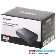 Edimax 16 Port Fast Ethernet Switch ES-3316P