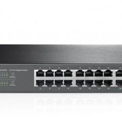 TP-Link 24-Port Gigabit Desktop/Rackmount Switch- TL-SG1024D