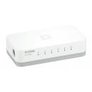 D-Link 5-Port 10/100 Desktop Switch