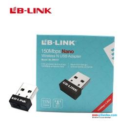 LB-Link 150Mbps Nano Wireless N USB Adapter