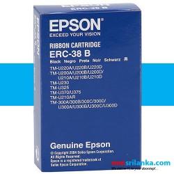 Epson Original ERC-38 B Black Ribbon