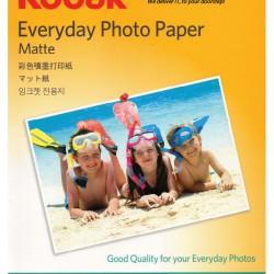 Kodak Everyday Photo Paper Matte - A4 - 110gm 100 sheets pack