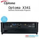 Optoma X341 DLP XGA Business Multimedia Projector