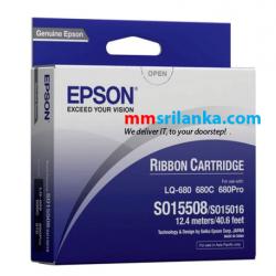 Epson LQ-680 Printer Ribbon-SO15508