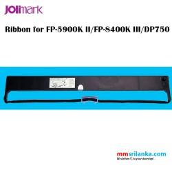 Jolimark JMR121 Ribbon Cartridge for Jolimark FP-5900K II/FP-8400K III/DP750