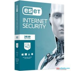 ESET Internet Security Single User Antivirus Software