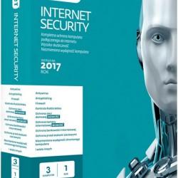 ESET Internet Security Three User Software